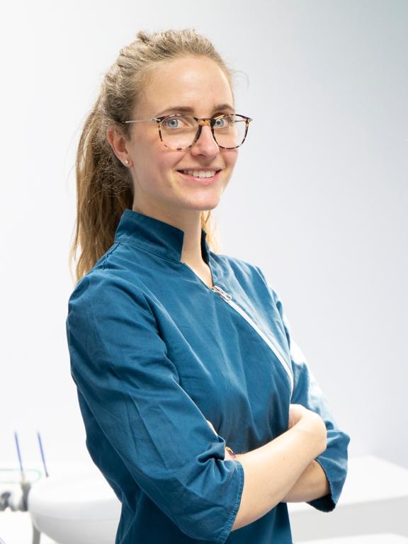 Diletta Ridi Assistente alla poltrona Sornig Trieste Dentista