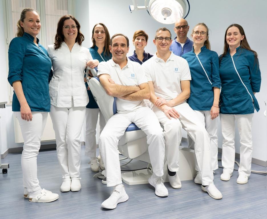 Sornig Studi Odontoiatrici Team Trieste