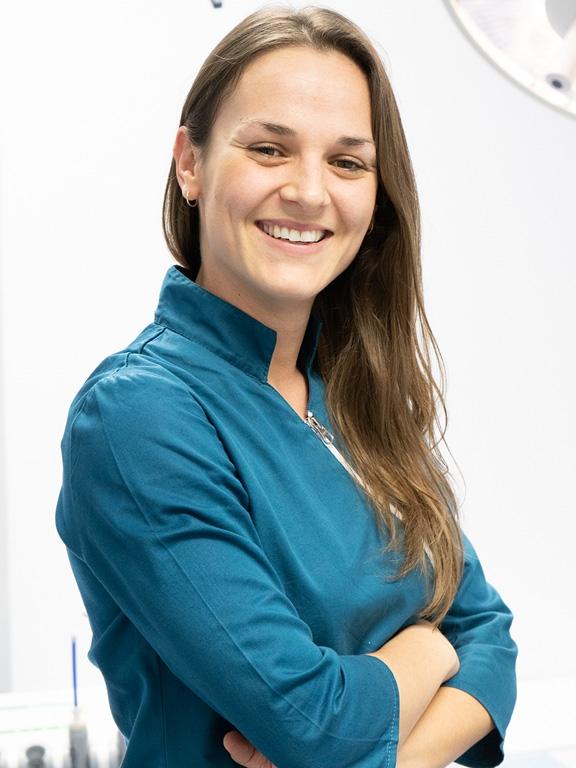 Virginia Del Santo Assistente Poltrona Sornig Dentista Trieste